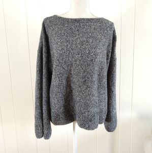 Grey sweater style and co